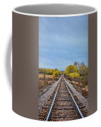 Rails To Parkersburg 2 Coffee Mug