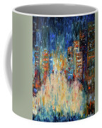 Rain Dance Blues Coffee Mug