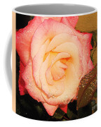 Rain Flower Rose Coffee Mug