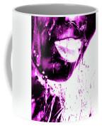Rain Hot Pink Coffee Mug