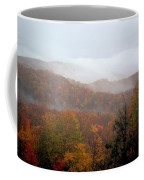 Rain In Smokies Coffee Mug