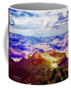 Rain Is Coming Coffee Mug