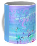 Rain Of Smiling Coffee Mug