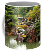 Rain On Kyoto Garden Coffee Mug