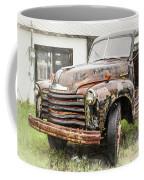 Rain On Rust 1 Coffee Mug