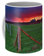Rain On The Horizon Coffee Mug