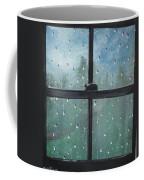Rain On The Window Coffee Mug