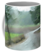 Rain Over Lachish Coffee Mug