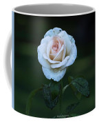 Rain Rose Coffee Mug