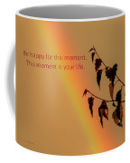 Rainbow And Copper Coffee Mug