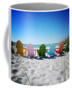 Rainbow Beach Vanilla Pop Coffee Mug