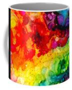 Rainbow Bubbles Coffee Mug