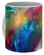 Rainbow Dreams II By Madart Coffee Mug
