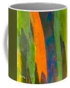 Rainbow Eucalyptus 5 Coffee Mug