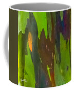 Rainbow Eucalyptus 6 Coffee Mug