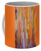 Rainbow Eucalytpus Coffee Mug