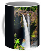 Rainbow Falls I Coffee Mug