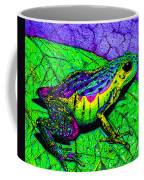 Rainbow Frog 2 Coffee Mug