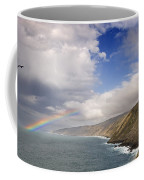 Rainbow From The Sea Coffee Mug