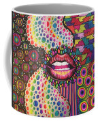 Rainbow Garden Coffee Mug