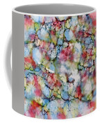Rainbow Granite Coffee Mug