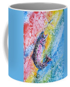 Rainbow Hunter Coffee Mug