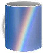 Rainbow In Gray Skies Coffee Mug
