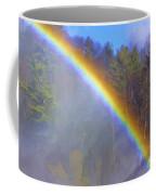 Rainbow In The Mist Coffee Mug