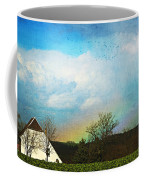 Rainbow Landscape Coffee Mug