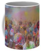Rainbow Of Colors Coffee Mug