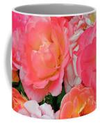 Rainbow Of Roses Coffee Mug