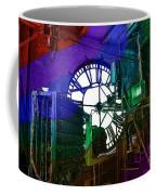 Rainbow Of Time Coffee Mug