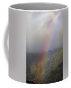 Rainbow On Oahu Coffee Mug