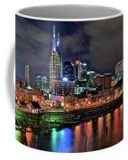 Rainbow On The River Coffee Mug