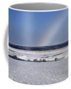 Rainbow Over The Arctic Coffee Mug