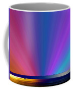 Rainbow Setting Coffee Mug