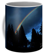 Rainbow Sky Coffee Mug