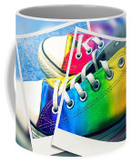 Rainbow Sneakers One Coffee Mug