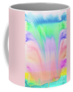 Rainbow Waterfall Coffee Mug