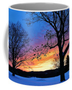 Rainbowed Sunrise Coffee Mug