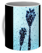 Raindrop Palms Coffee Mug