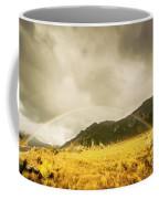 Raindrops In Rainbows Coffee Mug