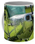 Raindrops On A Cessna - 2018 Christopher Buff, Www.aviationbuff. Coffee Mug