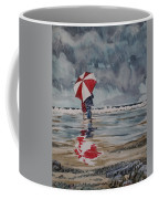 Raindrops To Seaglass Coffee Mug