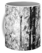 Rainforest Abstract Coffee Mug