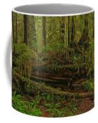 Rainforest Nurse Coffee Mug