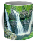 Rainforest Waterfalls Coffee Mug