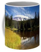 Rainier Capped Coffee Mug