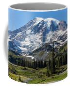 Rainier Mazama Ridge Coffee Mug