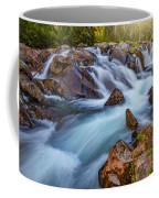 Rainier Runoff Coffee Mug